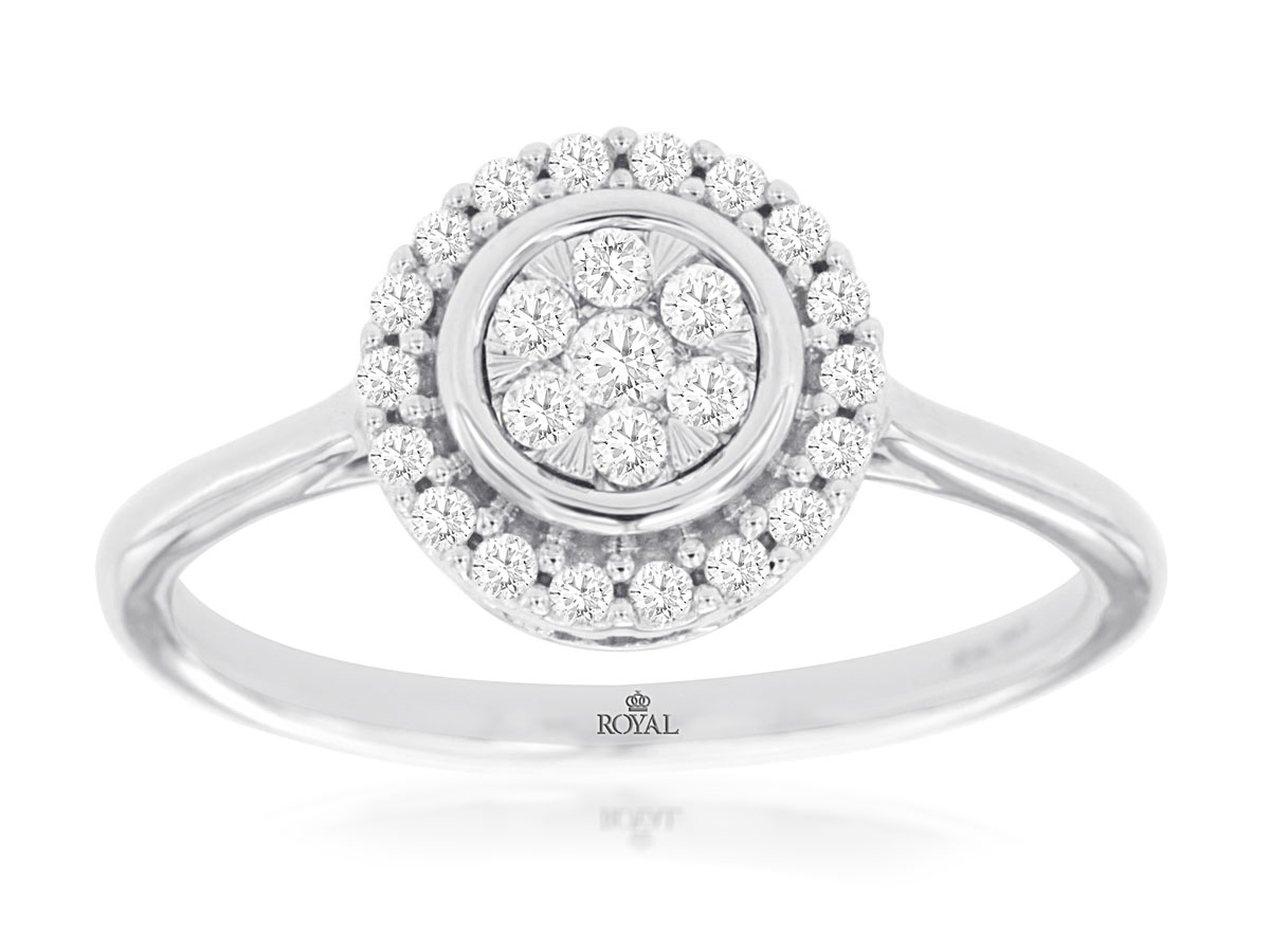 Diamond Wedding Engagement Ring by Royal Jewelry
