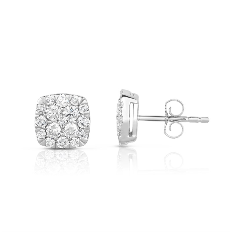 Diamond Earrings by Eloquence